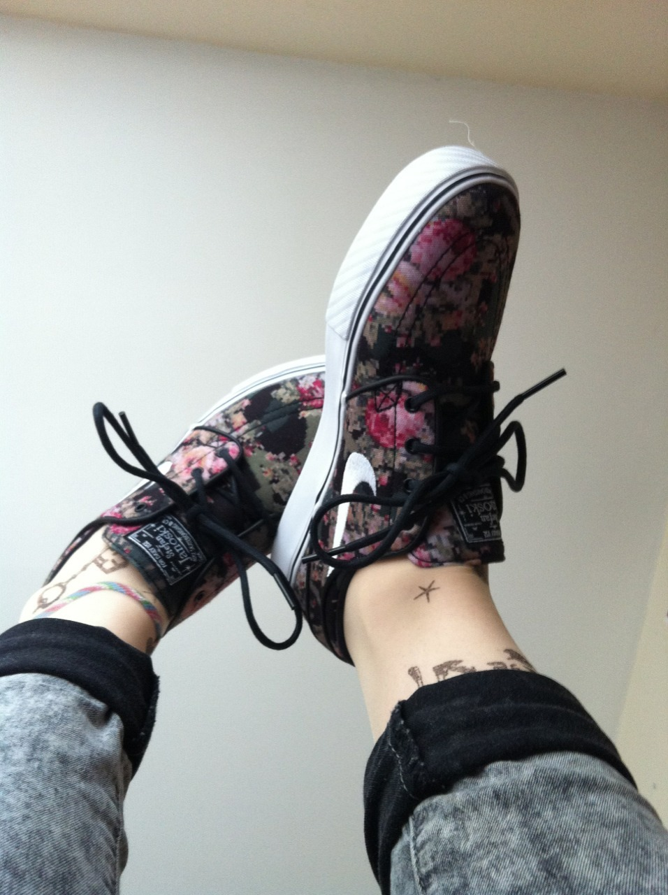 f4nnycannibal:  New Janoski's