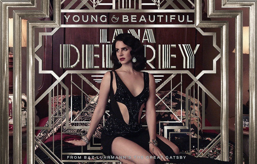 "(vía #NuevoVideo: ""Lana Del Rey - Young and Beautiful"" 