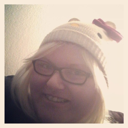 #hellokitty hat.