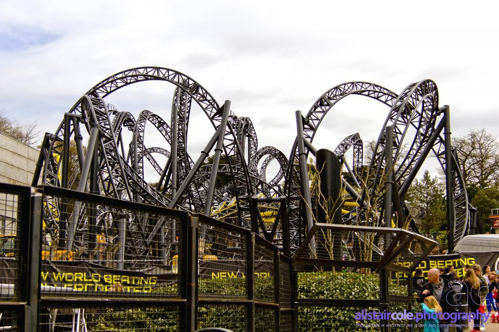 The Smiler @ Alton Towers