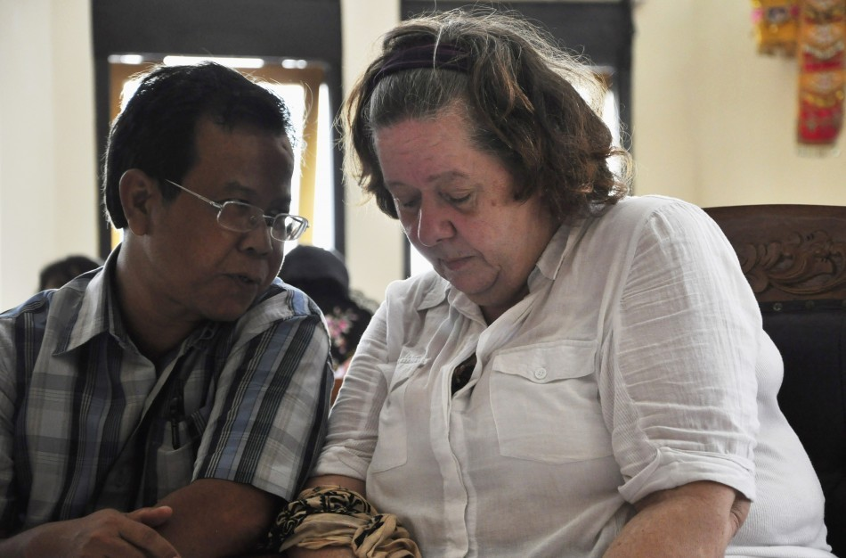 Lindsay Sandiford Bali Drug Haul Death Penalty Slammed by Amnesty. http://www.ibtimes.co.uk/articles/426616/20130122/amnesty-reaction-human-rights-execution-death-penalty.htm