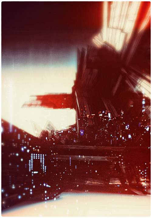 Atelier Olschinsky from Ghost Cities series