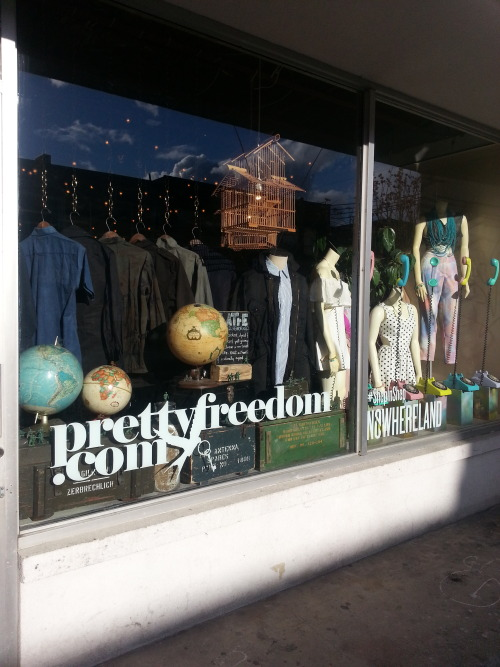 pretty freedom165 augusta avenue(photo & design: pretty freedom)march 2013