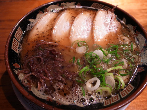 Kumamoto ramen.JPG by Kumawo on Flickr.
