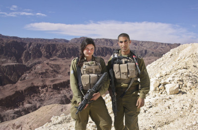"From npr:  The U.S. will soon begin to open combat positions to women. That's already the case in Israel, where women say it is an important step but doesn't guarantee full equality. The military's upper echelons remain male-dominated. — Women In Combat: Some Lessons From Israel's Military : Parallels  Photo: Larry Abramson/NPR  Because American politics is so closely tied (via foreign policy commitments and for ideological and cultural reasons) to Israel, it's a case that should be more integrated into the general ""comparative"" canon of cases. Their civil-military relations are particularly interesting—and perhaps relevant as an alternative model of what ""citizenship"" means."