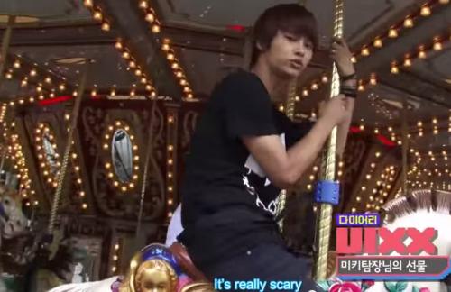 VIXX Hakyeon Jaehwan VIXX MTV Diaries haken ken n vixx funny moments funny vixx moments vixx amusement park VIXX FUNNY MOMENTS VIXX TV haken moments haken moments vixx