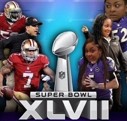 cvxn:  itspoonanjimarsha:  49ers vs the ravens  FUNNY BECAUSE TRUE?  I wish