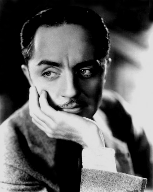 William Powell, ca. early 1930s.