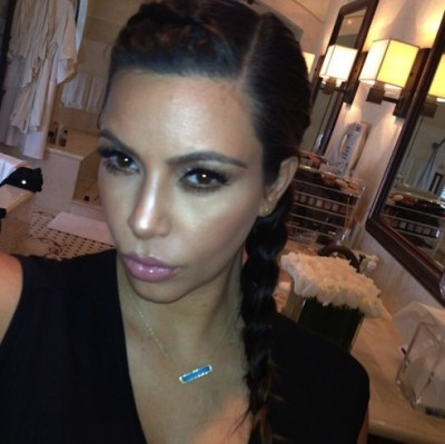 """Braid Talk""  - Kim Kardashian"