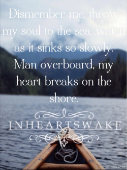 cuntifyme:  In Hearts Wake // Loreley (The Lovers)