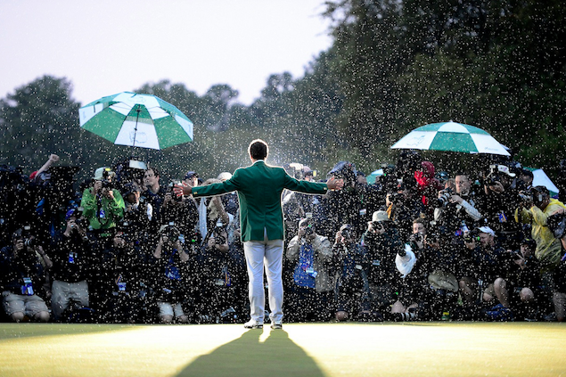 The best photo from the 2013 Masters - CBSSports.com