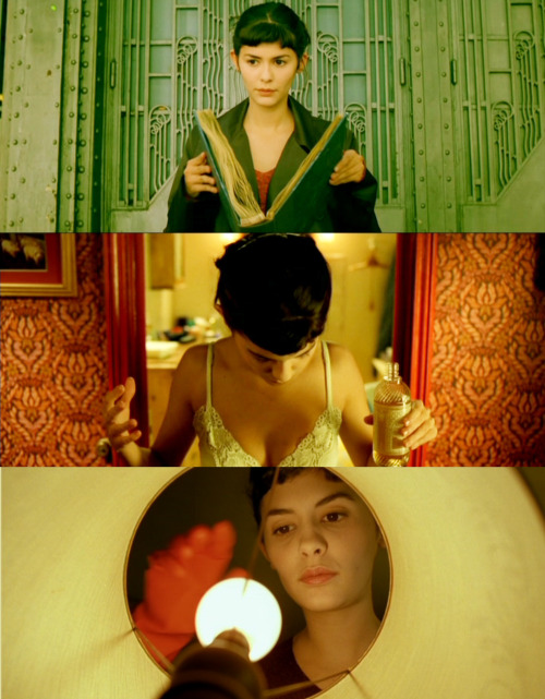 Favorite Movies: Amélie