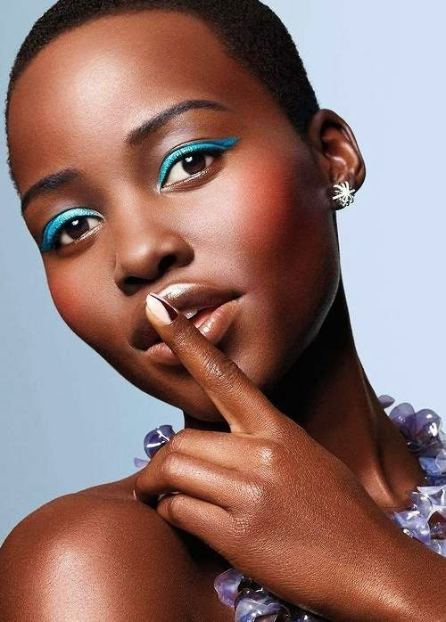 global-fashions:  Lupita Nyong'o - Essence Magazine March 2014 Photographed by Philippe Salomon   BLACK BEAUTY