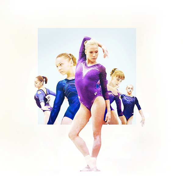 TUMBLE HARD OR GO HOME: Russian gymnasts, 2013. Details of our Afanesyeva poster giveaway are coming soon! www.cloudandvictory.com