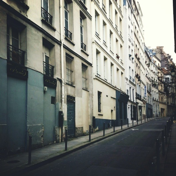 | #paris | #city #street