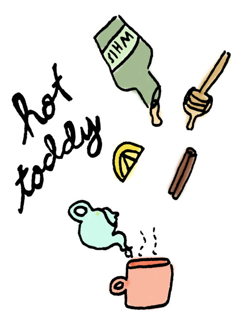 doodle hottoddy illustration holiday winter festive