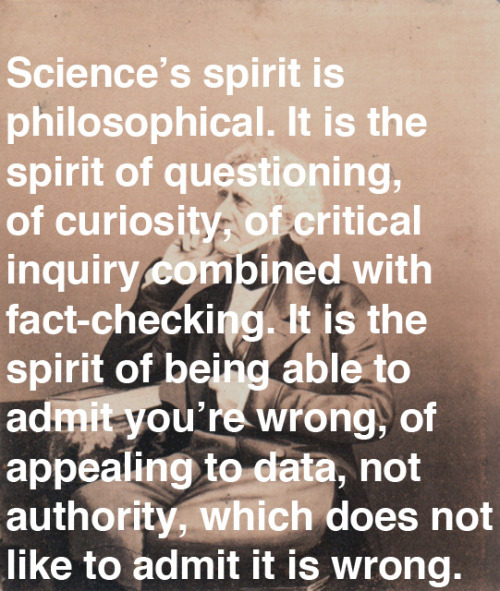 explore-blog:  Dorion Sagan on the spirit of science and its necessary connection to philosophy.