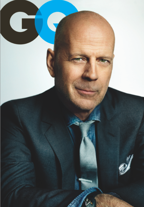 Our March 2013 Cover Star: Bruce Willis From Moonlighting to Moonrise Kingdom, Bruce Willis has made a career of confounding audiences. Here's a guy who can shoot 'em up with the best of the Arnolds and the Slys—yippee-ki-yayyyy!—and then twee it up, all sensitive and vulnerable, for Wes Anderson. The result? One of the weirdest bodies of work (in a good way) of any A-list actor in Hollywood. Michael Hainey sits down with Willis in London and finds a man who's old enough to have some thoughts on where he's been—and young enough to care a lot more about where he's going.