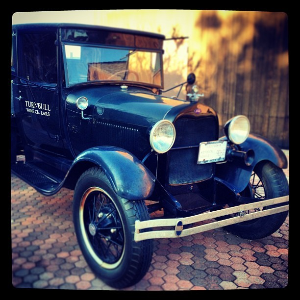 Trumbull #ford #truck (at Turnbull Wine Cellars)