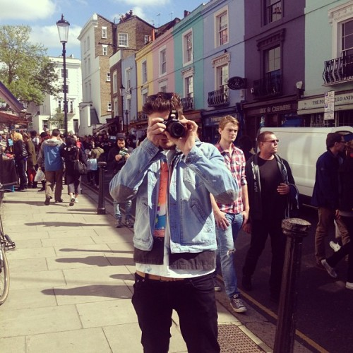So vintage (at Portobello Road Market)
