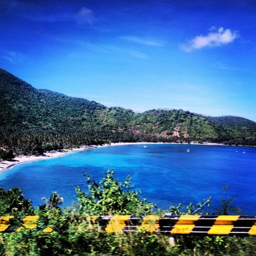 Malibu Indonesia #lombok #beach  #niceview #amazing #blueandgreen