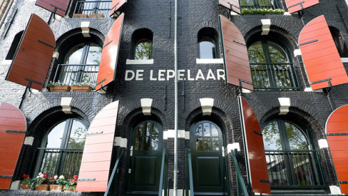 De Lepelaar Building on Flickr.