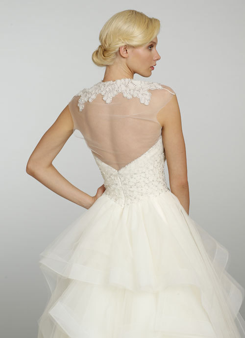 helloweddingdiary:  Alvina Valenta Spring 2013 bridal collection