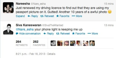 This is the funniest and most adorable twitter exchange.