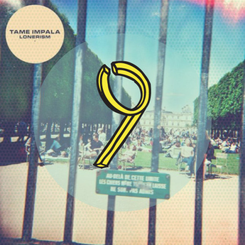triplej:  Hottest 100 2012: #9 Tame Impala - 'Feels Like We Only Go Backwards'