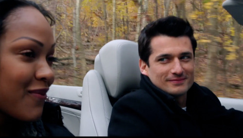 "#Deception - Joanna and Julian's car ride in ""Don't Be A Dummy.""  Here Again. I Never Thought That It'll Be Like. This Again.    Interesting song choice there, Julian. Smooth, Julian, VERY Smooth! Hats off to Julian for letting the music speak for him. Oh wait is that Joanna's Velcro grip on her denial slipping away there? Is that a smile there, Joanna?"