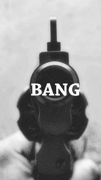 sylviafrancis:  SHOOT ME = BANG