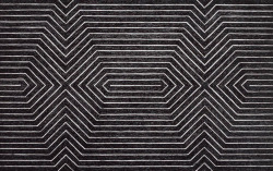 theleoisallinthemind:  FRANK STELLA TITLE UNKNOWN (BLACK SERIES II, 1967)
