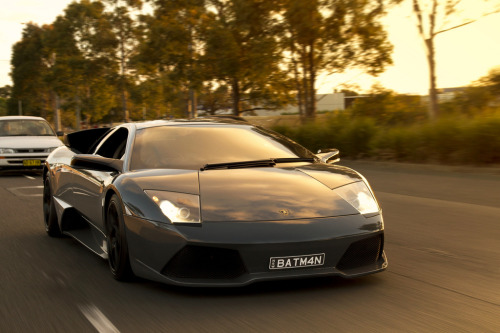 automotivated:  Superheroes Supercar (by Will Dinn)