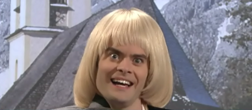 I am going to get Bill Hader to play Klaus Kinski and Paul Rudd to be Werner Herzog.