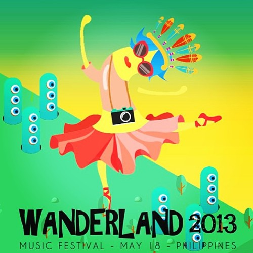 Want to win a VIP ticket to Wanderland from @GapPhilippines? Well, visit http://itspatriciaprieto.com to find out how!! #GapPh