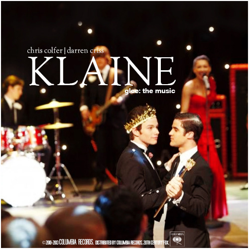 Glee: The Music, Klaine; A Chris Colfer & Darren Criss Compilation Requested Covers