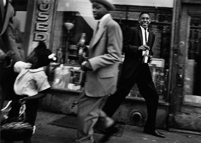 zzzze:  William Klein Moves+Pepsi, Harlem, New York, USA,1955