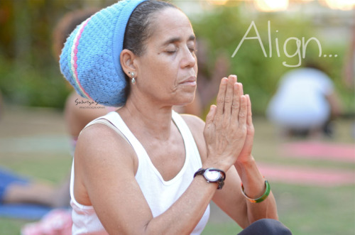 "Photo Title: ~ Align ~ {Image taken of Kemetic Yoga Instructor, Baset Sekhmet-Iyabinghi, during a Kemetic Yoga practice at the ""Soul Yoga Fest"" that was held on January 22, 2013, by Master Kemetic Yoga Teacher, Yirser Ra Hotep, at the Hope Botanical Gardens in Kingston, Jamaica.}"