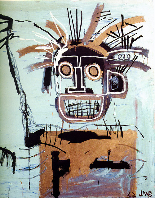 criminallyinnocent:  Jean-Michel Basquiat
