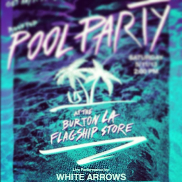LOS ANGELES • FILTER MAGAZINE X WHITE ARROWS • 2mrrw :: Free PBR Free SHOW RSVP b4 2late filtermagazine.com