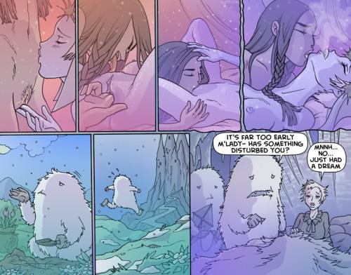 снежная королева эротик