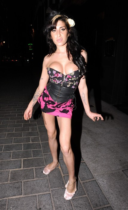 AMY WINEHOUSE NIP SLIP