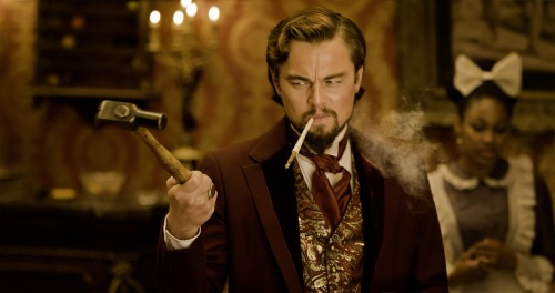 Behind the style of Django Unchained