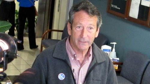 Sanford's latest mess: Mark Sanford, who's currently running for Congress in South Carolina, is in legal trouble with his ex-wife Jenny Sanford, who's accusing him of trespassing on her property and entering her house without permission on multiple occasions. Sanford has admitted to doing so once, in order to watch a football game with his son; the national Republican party has responded by pulling its funds from Sanford's race. Sanford gained national prominence in 2009 when, as governor, he abandoned his post for a week without explanation in order to have an extramarital affair in Argentina (Photo credit: AP).