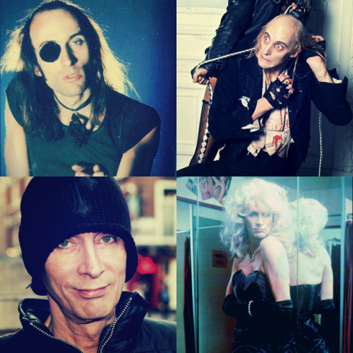 Happy Birthday to our favorite, Richard O'Brien!