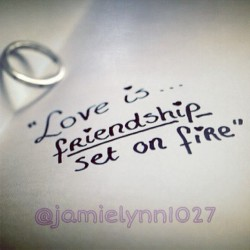 jamielynn1027:  #love #friendship #fire #marriage #armywife
