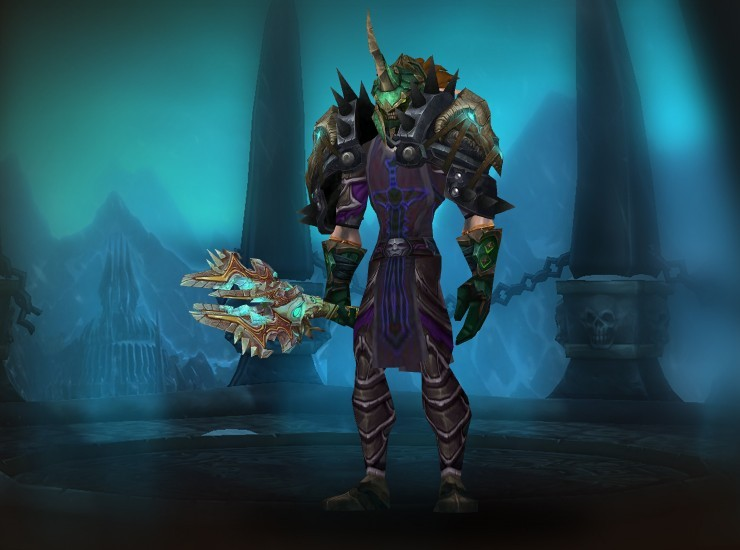 Aragøs, Bane of the Fallen King Male Night Elf Death Knight US Rivendare [Dreadful Gladiator's Dreadplate Helm] [Wrathful Gladiator's Dreadplate Shoulders] [Necrotic Boneplate Breastplate] [Tabard of the Ebon Blade] [Malevolent Gladiator's Armplates of Alacrity] [Dreadful Gladiator's Dreadplate Gauntlets] [Temple Guardian Waistband] [Necrotic Boneplate Greaves] [Ancient Skeletal Boots] [Cryptmaker]