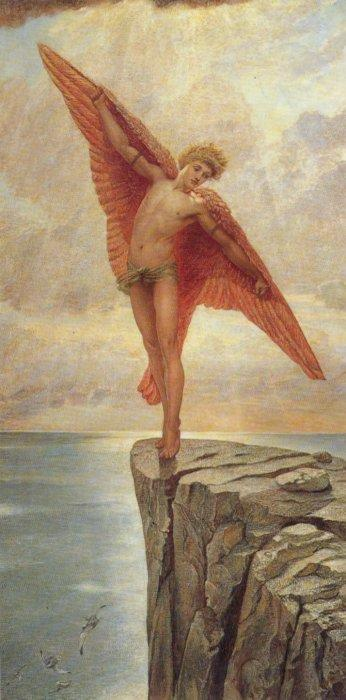 artisticmoods:  Sir William Blake Richmond, 1887