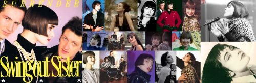 Corinne Drewery's style (singer of Swing Out Sister), part flapper / part Emma Peel / totally awesome.