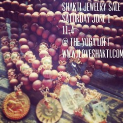 Excited to announce the @shaktijewelry sale, exclusively at The Yoga Loft 11-4pm on June 1st. Everyone is invited! #edmonton #yegarts #yeg #yegdt #yegfashion #wcfw #madeinedmonton